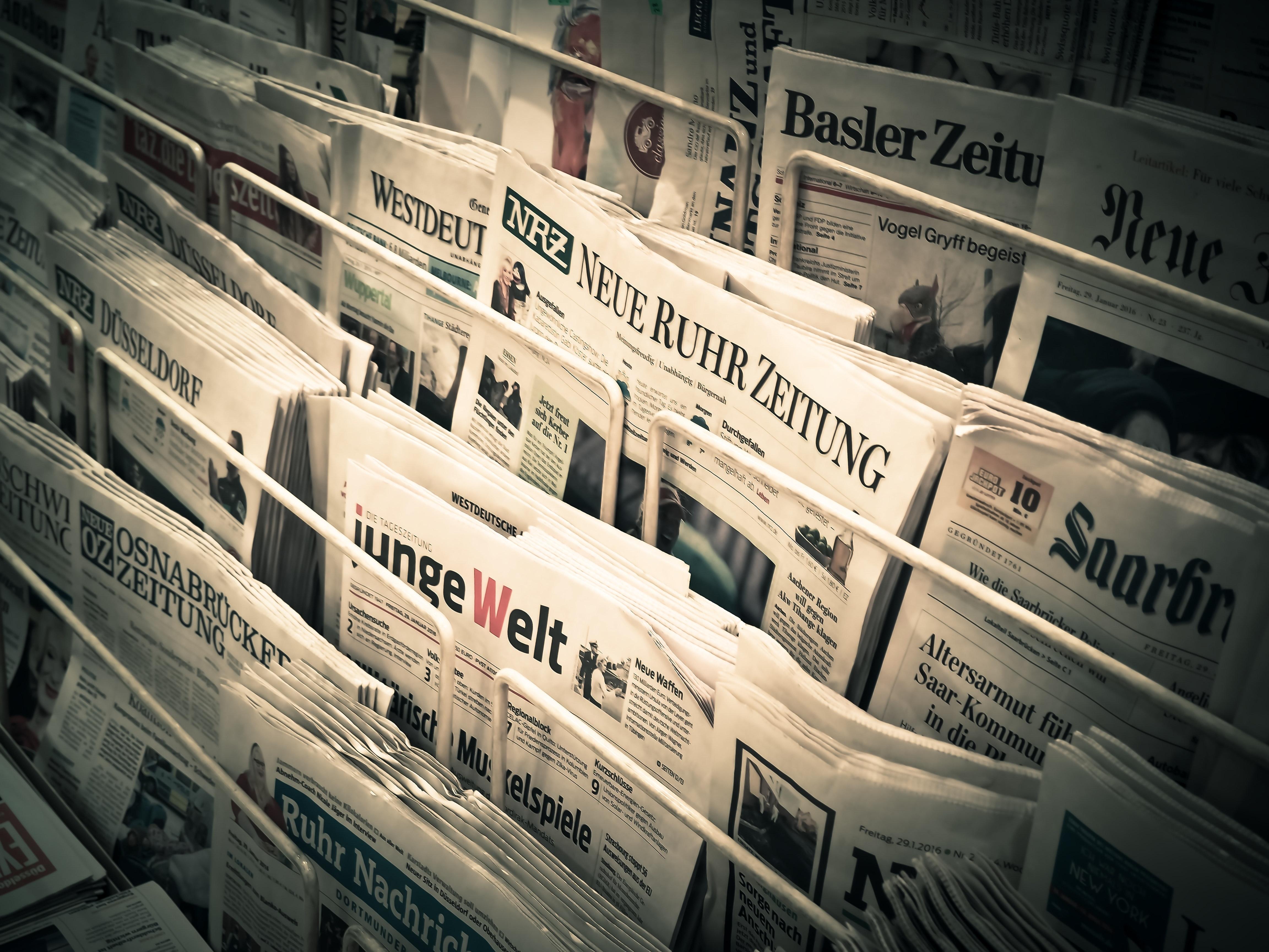 AG Presse & Öffentlichkeitsarbeit
